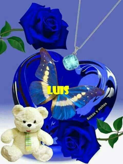 Luis 😍
