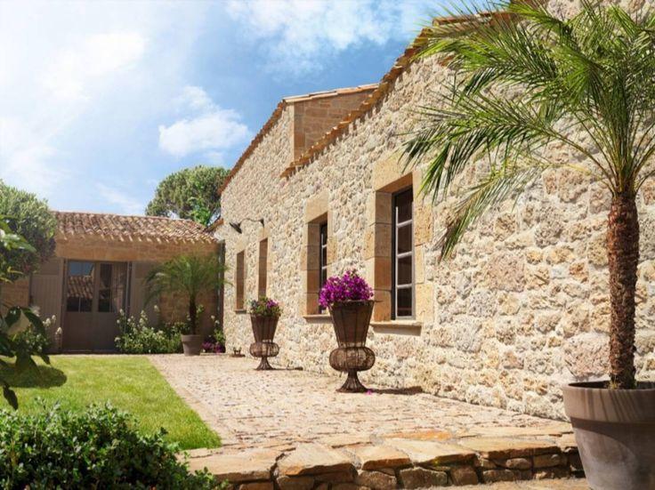 M s de 1000 ideas sobre revestimiento de piedra en - Imitacion a piedra para paredes ...