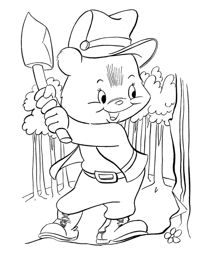 teddy bear coloring pages kids lumberjack bear coloring pages featuring hundreds of pre k coloring pages