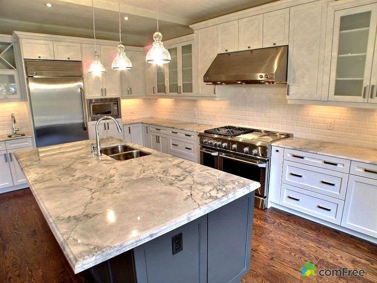 super white granite!                                                                                                                                                                                 More
