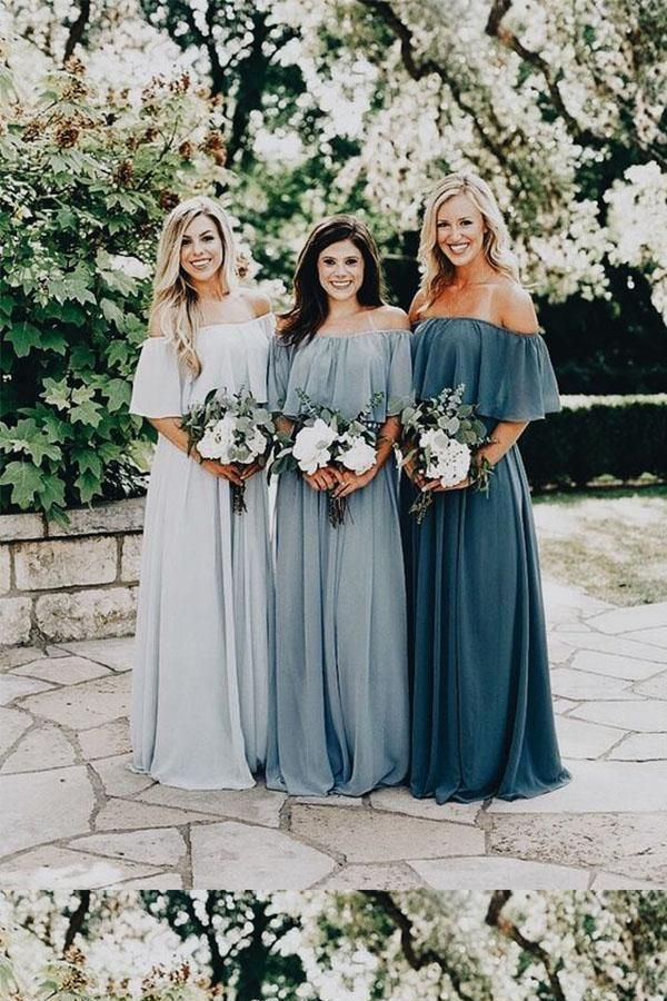 Fancy Bridesmaids Dresses