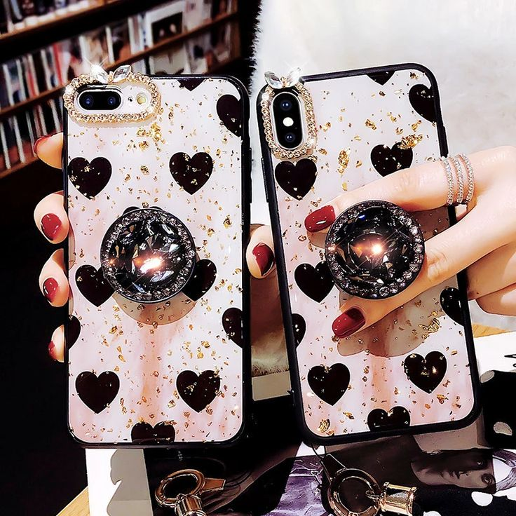 Luxury Leopard Print Phone Case For iPhone 11 Pro X XS MAX
