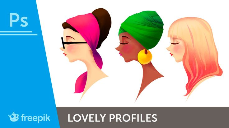 Video Tutorial: How to draw Profiles in Adobe Photoshop
