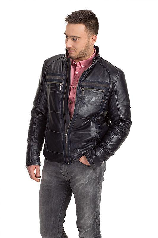 leather jacket, kurtka skórzana, polska marka, polish brand, verssen, men outfit