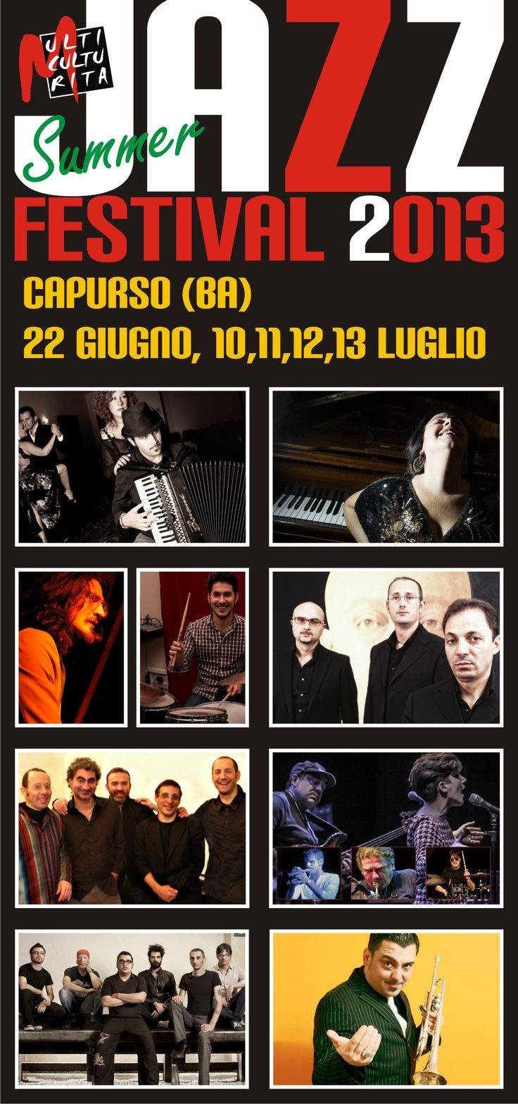 tanta buona Puglia insieme a Roy Paci |  #multiculturita #jazz #music #capurso #bari #puglia