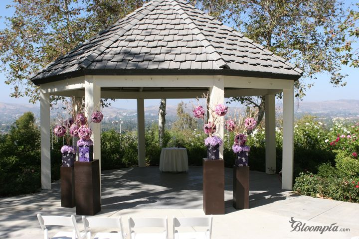 9 best images about outdoor wedding decorating ideas on for Outdoor wedding gazebo decorating ideas