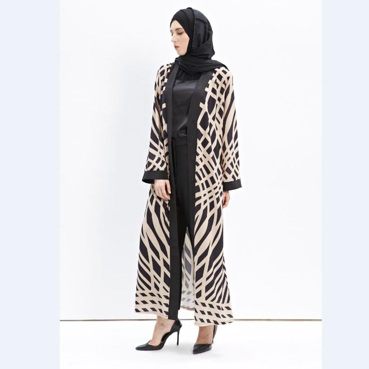 2017 Limitada-Promoção Adulto Moda Cardigan Abaya Jilbabs E Abayas Islâmico Árabe Muçulmano Feminino Longo-manga Vestido W658