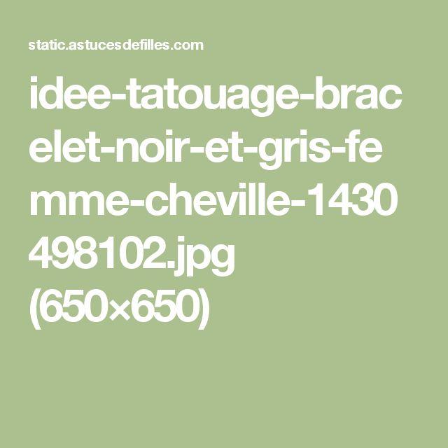 idee-tatouage-bracelet-noir-et-gris-femme-cheville-1430498102.jpg (650×650)