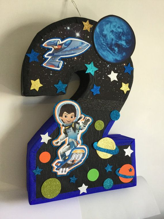 Piñata miles tomorrowland. Inspired. Miles from by aldimyshop