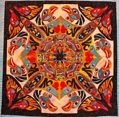 Creative ideas for you: Birmingham Festival of Quilts