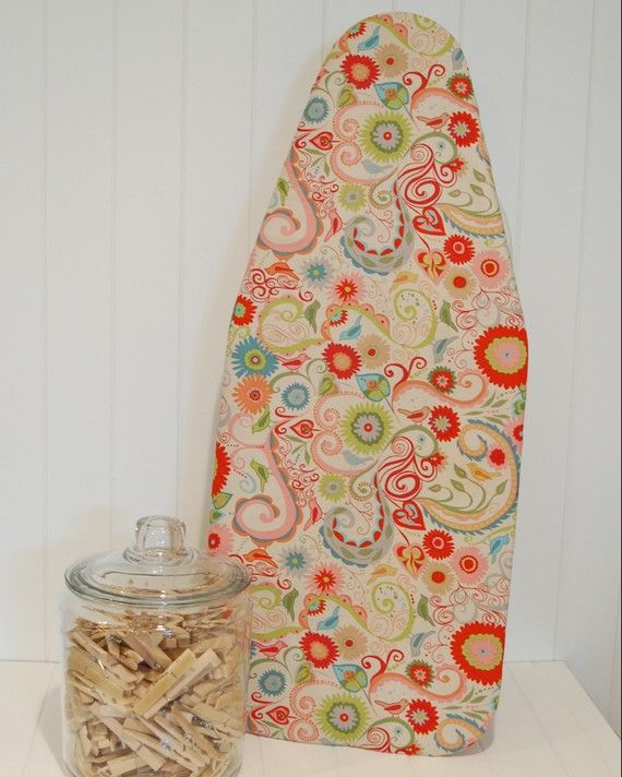 Tabletop Ironing Board Cover   Autumn Nest By Valori Wells For FreeSpirit