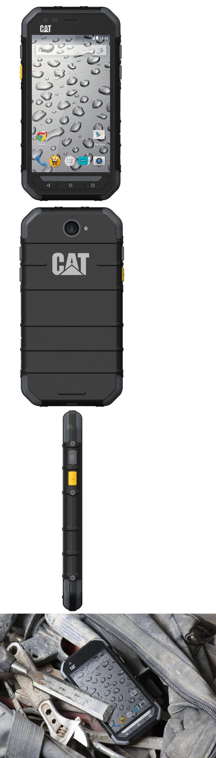 cell phones: Caterpillar Latam Cat S30 Smartphone Waterproof 8Gb Unlocked Gsm Phone Dual Sim -> BUY IT NOW ONLY: $199.99 on eBay!