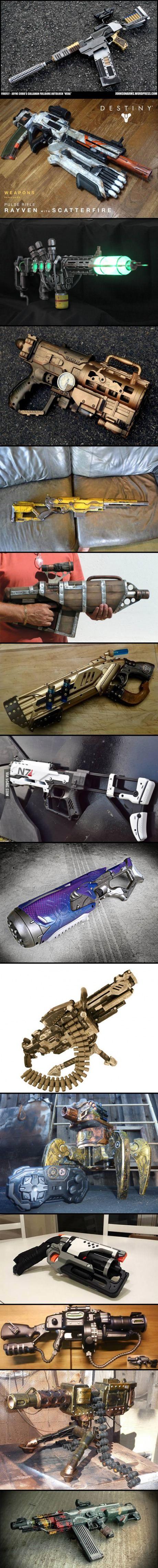 These Custom Nerf Guns Are Just Insane!