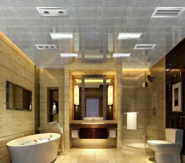 1000 idées sur le thème Éclairage De Salle De Bain Moderne sur ...
