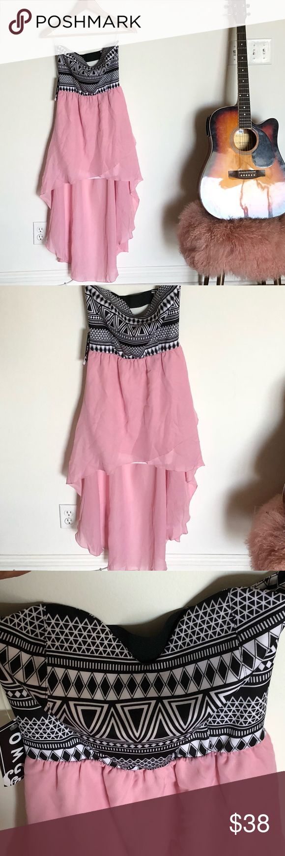 New sample dress - OMG - limited Brand new sample dress from OMG. Limited edition. Can't find at stores. OMG Dresses Midi