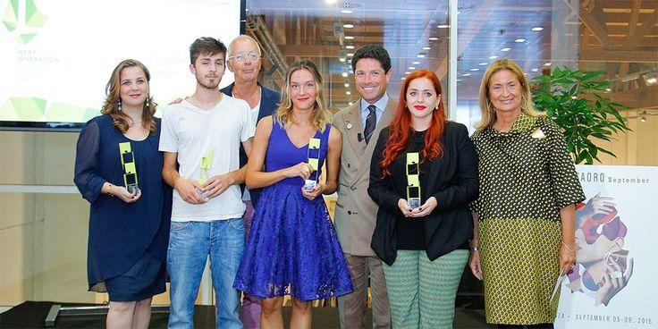 """L'avvio di VicenzaOro September ha visto anche la premiazione del """"Next Jeneration Jewellery Talent Contest - Un gioiello per la Pace - Jewellery for Peace"""""""