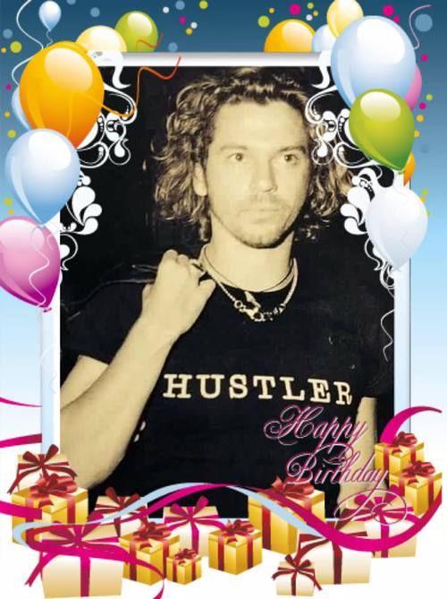 Michael Hutchence Birthday Edition 22-01-16
