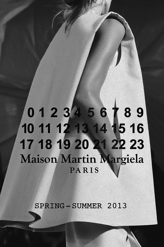 Maison Margiela: Fall 2018 | Sgustok Design