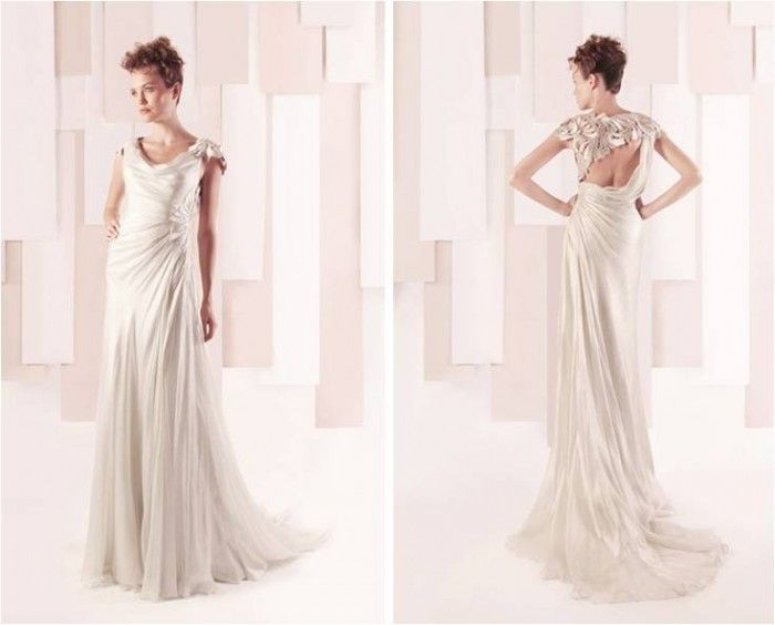 Gemy Maalouf Bridal Gowns Look 2