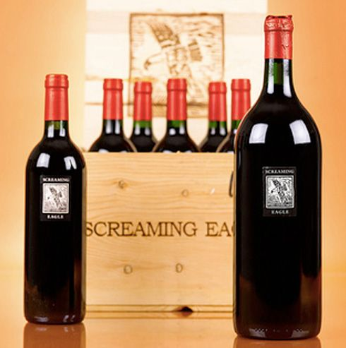 Screaming Eagle Cabernet Sauvignon... Gets Better with Age...