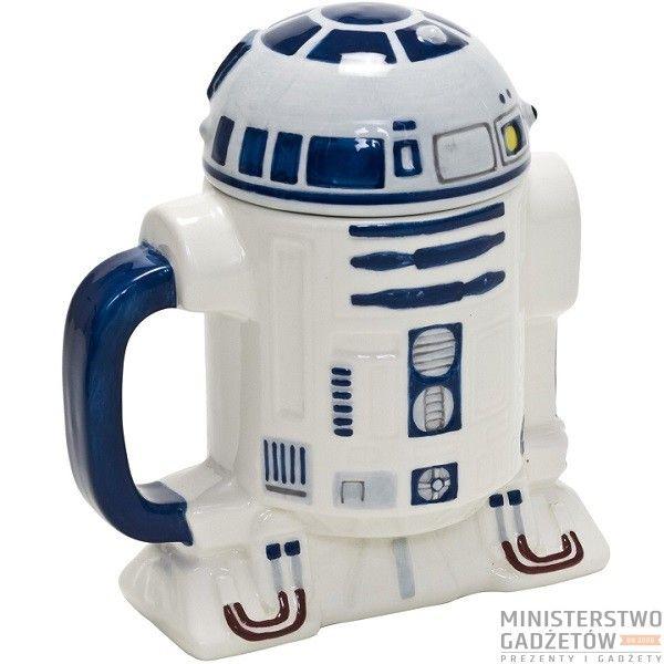Ten niepozorny, lecz niezwykle mężny robot jest jedną z najbardziej znanych postaci Gwiezdnych Wojen. Podczas swych licznych przygód służył on królowej, senatorom, rebeliantom oraz Jedi. Teraz będzie służył Tobie. Co prawda nie bę