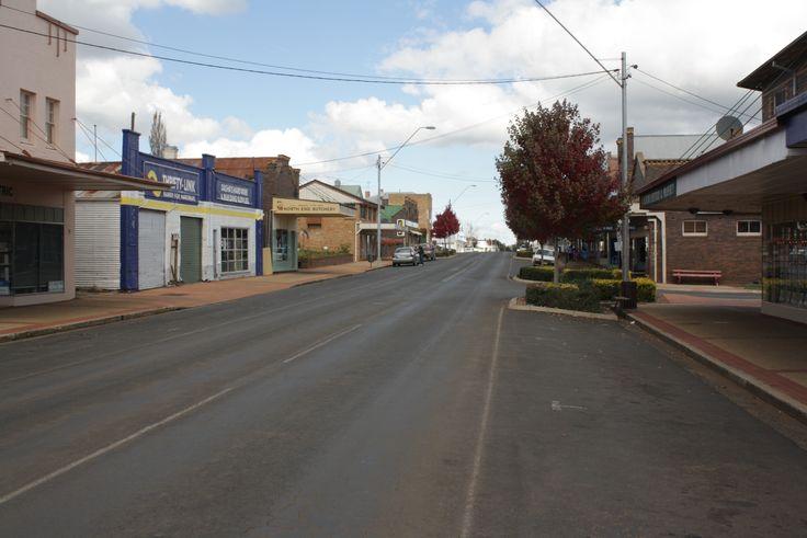 Bradley Street, Guyra NSW
