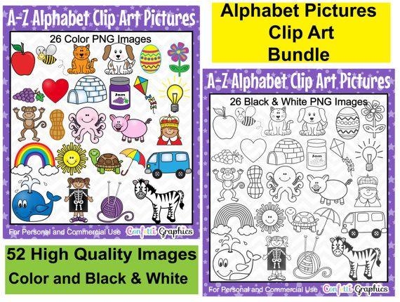 phonics clip art alphabet pack 1 - photo #3