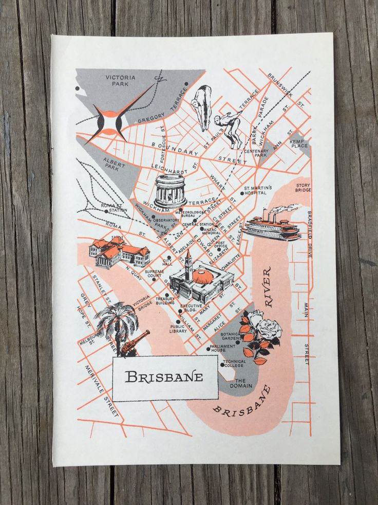 brisbane map art australia map decor city of brisband aus map wall art