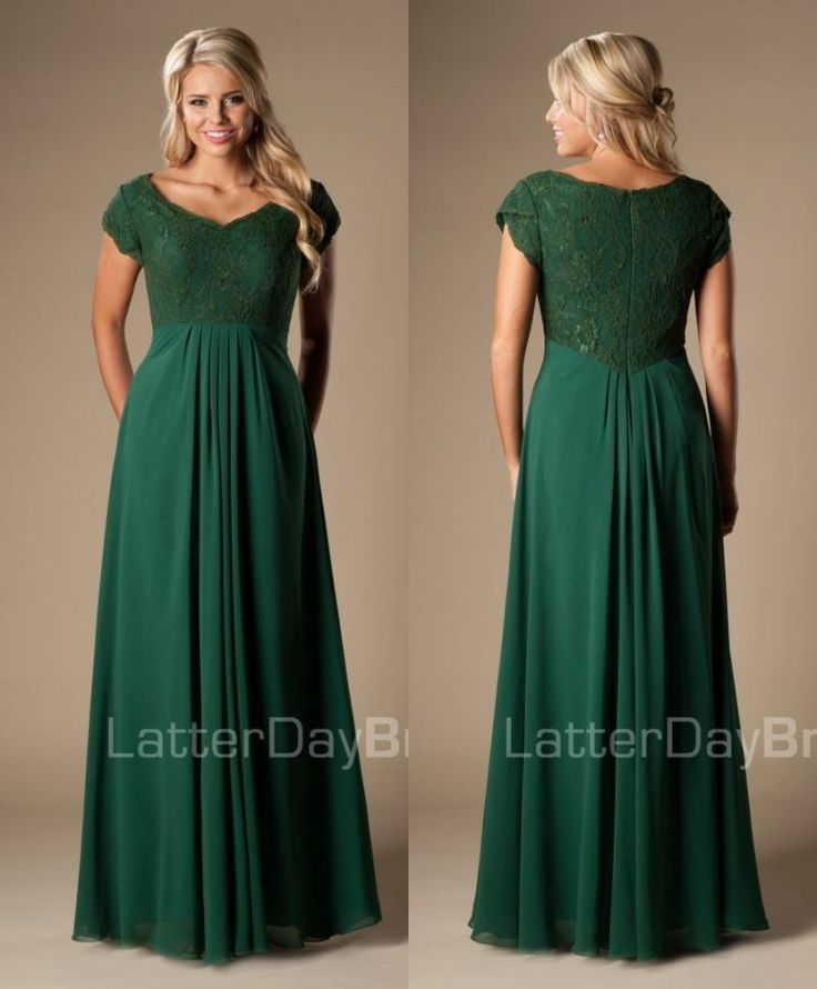 Best 25  Forest green bridesmaid dresses ideas on Pinterest ...