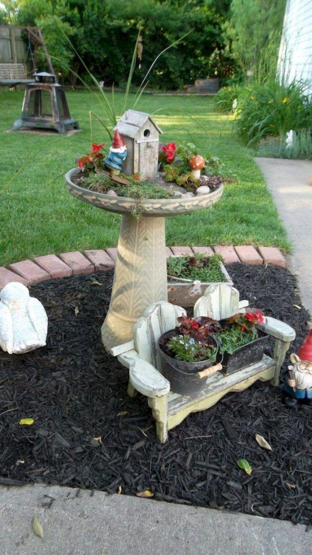 125 Good Backyard Fairy Garden Ideas On A Budget Page 16 Of 132 Budget Garden Fairy Garden Diy Fairy Garden