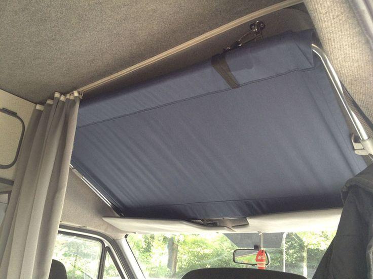 Light Weight Bed Above Cab Sprinter Van Conversion