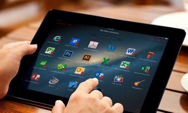 ¿Es posible ejecutar aplicaciones de escritorio (Mac y Windows) en terminales Android y iPhone? Si, a través de Parallels Access 2.0