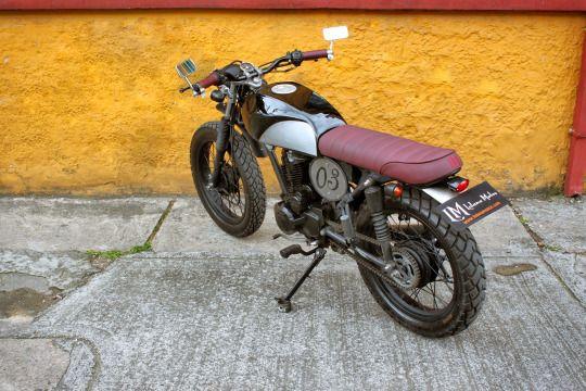 LM#84 Akt Nkd 125cc 2011