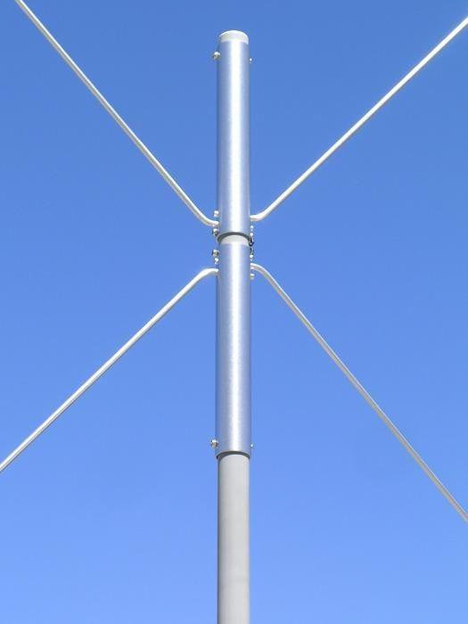 MilTenna Omni UHF/VHF Base Antenna | Ham radio | Dipole antenna