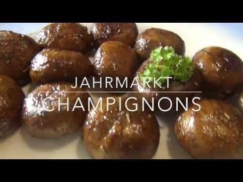 Champignons mit Knoblauchsauce, wie aufm Jahrmarkt! – Kochen und Rezepte Videos