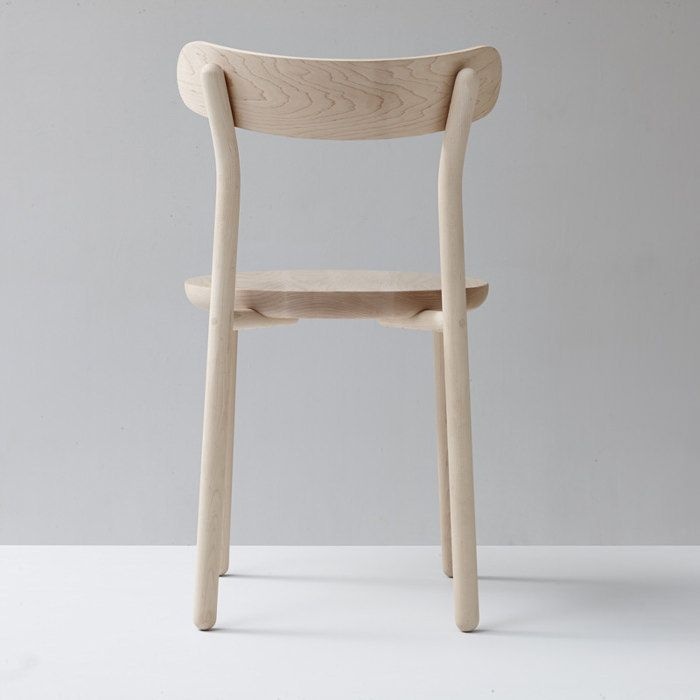 Them Chair Chaise En Bois Nicholas Karlovasitis Sarah Gibson