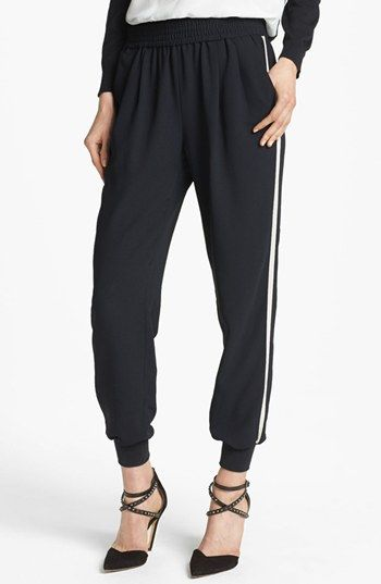 Joie 'Mariner B.' Tuxedo Track Pants available at #Nordstrom