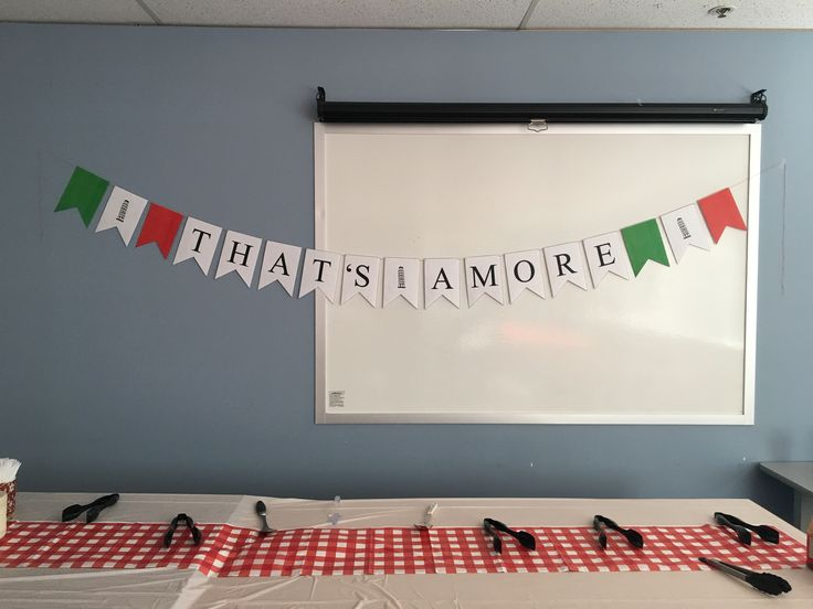 That's Amore Sign