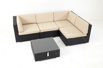 Wicker Modular Lounger - Wicker Corner Sofa - 3 Colours Options | Outdoor Setting | Gumtree Australia Inner Sydney - Alexandria | 1026648888...