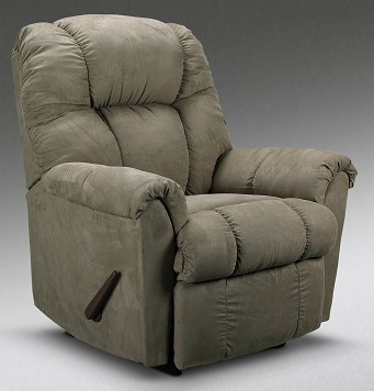Benson Rocker Recliner 299 Leons Furniture UpholsteryLiving Room