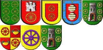 Escudos de Armas del Apellido Rueda
