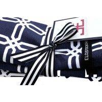 Singapore navy napkins 4 pack - Textile - HOME & DECOR #nordicdesigncollective