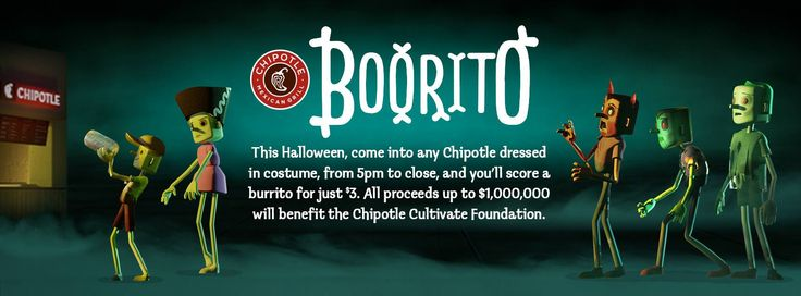 Halloween http://www.pinterest.com/TakeCouponss/chipotle-coupons/