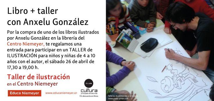 Encuentro con el ilustrador Anxelu González