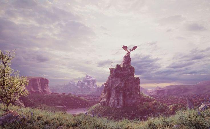 Мифические существа,Fantasy,Fantasy art,art,арт,красивые картинки,Gregory Smith