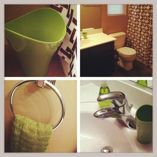 21 Best Green Inspired Bathroom Designs Images On Pinterest