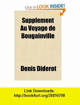 14 best torrent ebooks images on pinterest tutorials pdf and poem supplement au voyage de bougainville french edition 9781155135021 denis diderot isbn fandeluxe Gallery