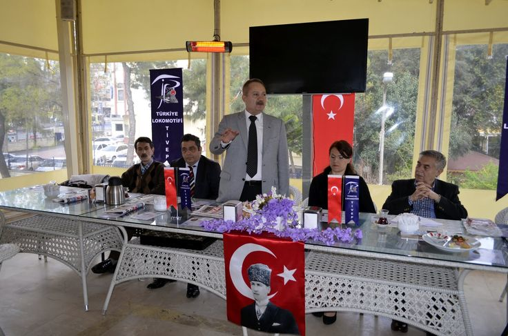 Tivep'in Basına Tanıtım Toplantısı 2016