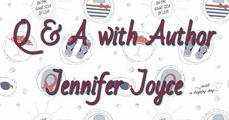 We have another wonderful author interview for you on the blog, with the lovely Jennifer Joyce! :)
