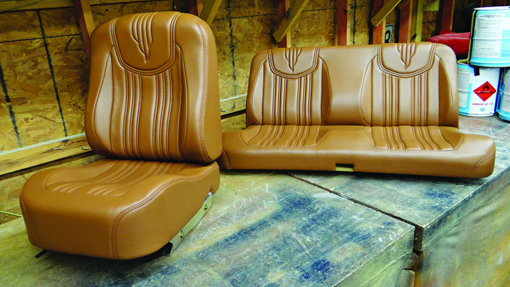 Car Bench Seat Covers >> hot rod bench seat custom - Google Search | Upholstery ...